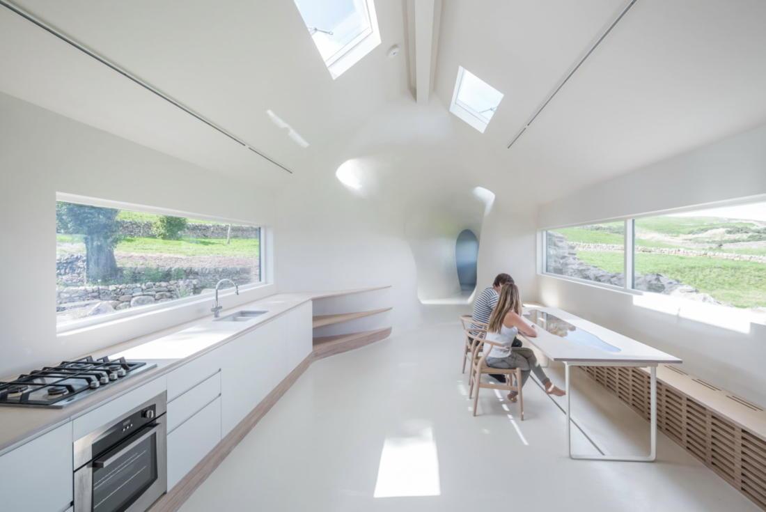 Совместный проект студий Lily Jencks и Nathanael Dorent Architecture 12