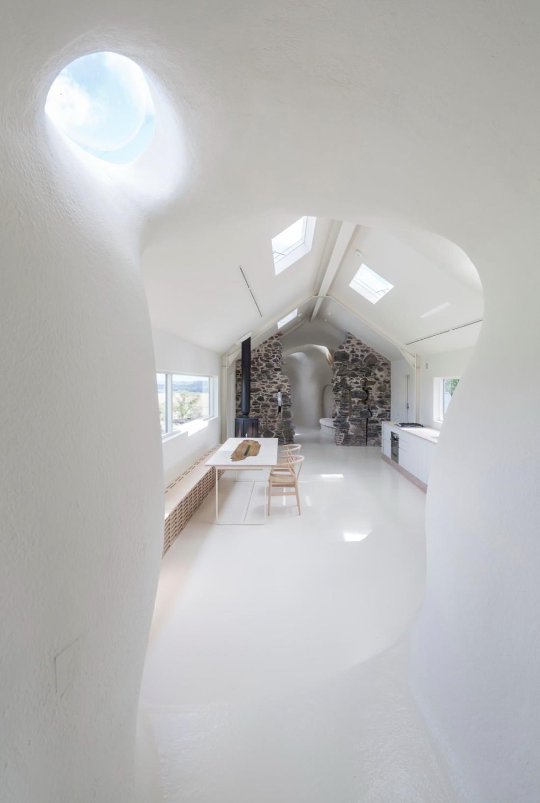 Совместный проект студий Lily Jencks и Nathanael Dorent Architecture 16