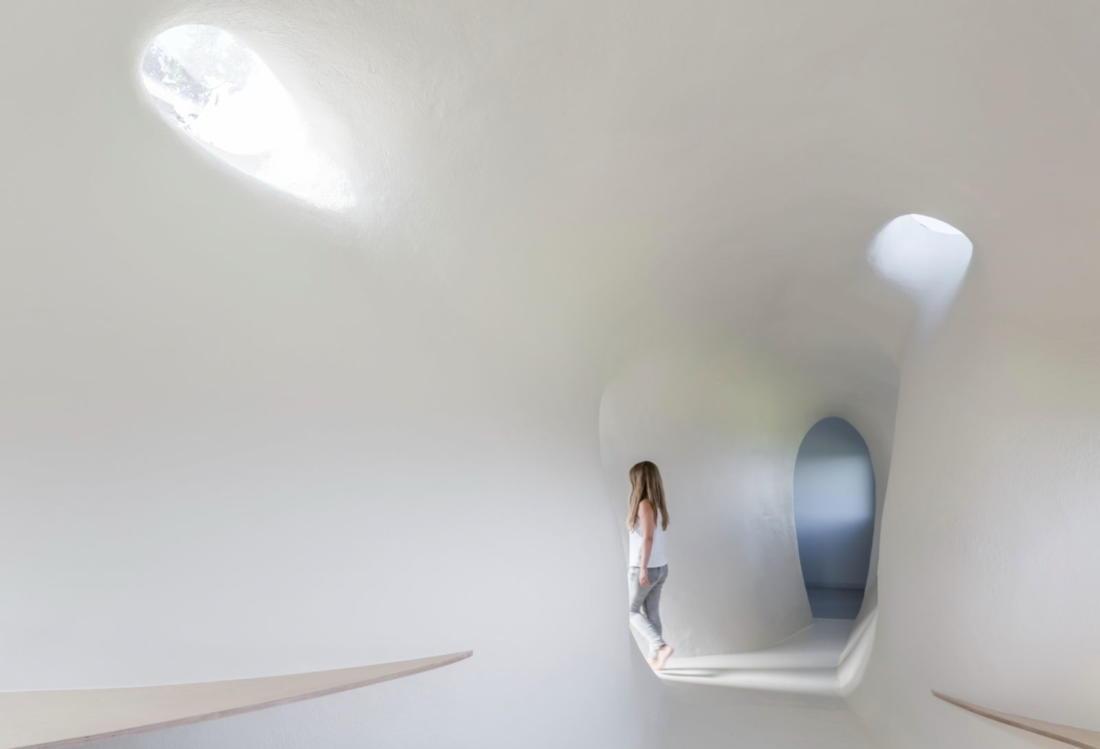 Совместный проект студий Lily Jencks и Nathanael Dorent Architecture 18