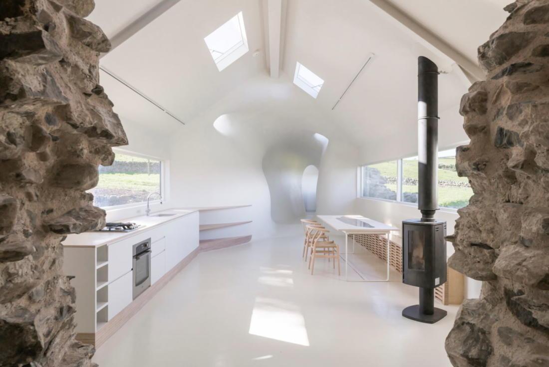 Совместный проект студий Lily Jencks и Nathanael Dorent Architecture 22