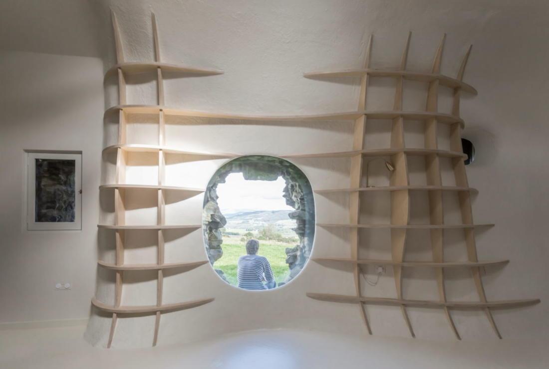 Совместный проект студий Lily Jencks и Nathanael Dorent Architecture 25