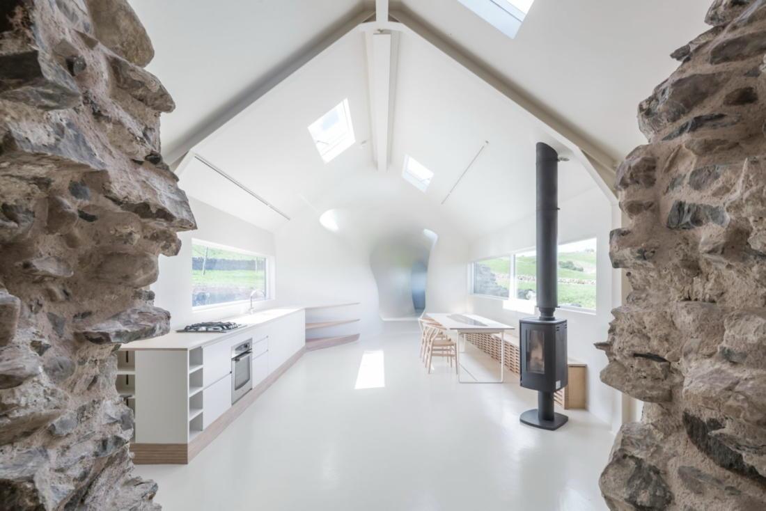 Совместный проект студий Lily Jencks и Nathanael Dorent Architecture 26