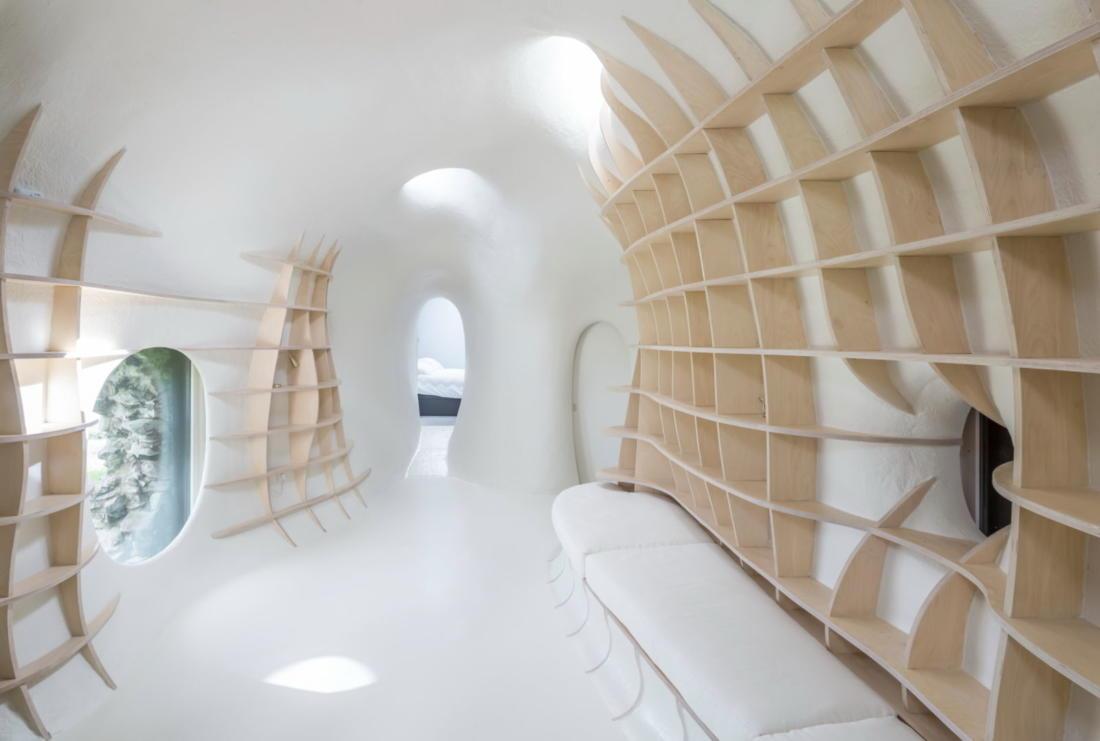 Совместный проект студий Lily Jencks и Nathanael Dorent Architecture 3