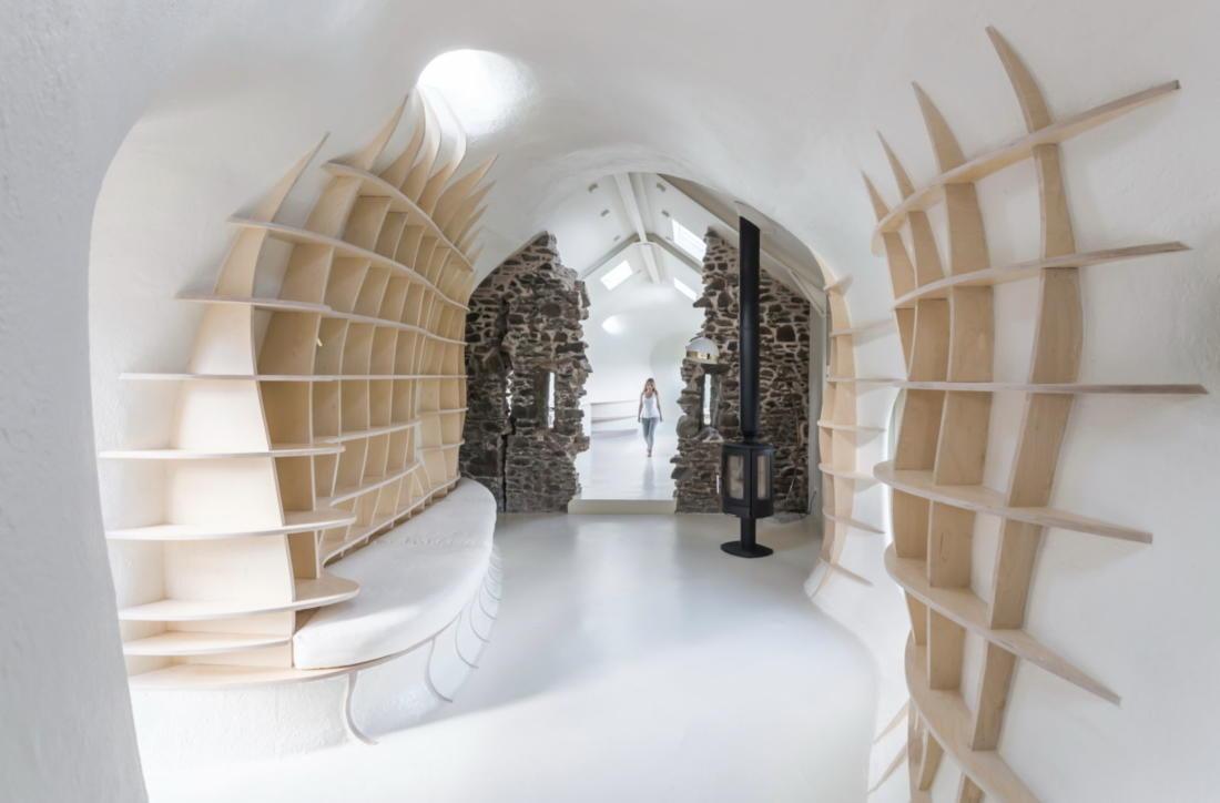 Совместный проект студий Lily Jencks и Nathanael Dorent Architecture 35