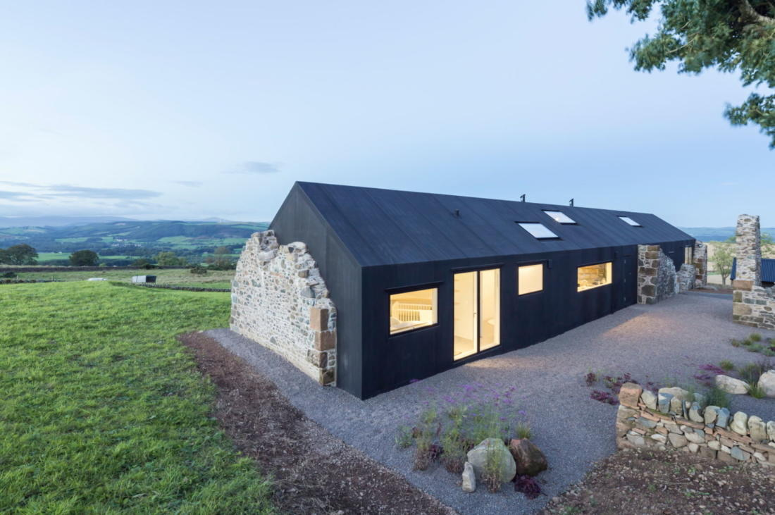 Совместный проект студий Lily Jencks и Nathanael Dorent Architecture 36