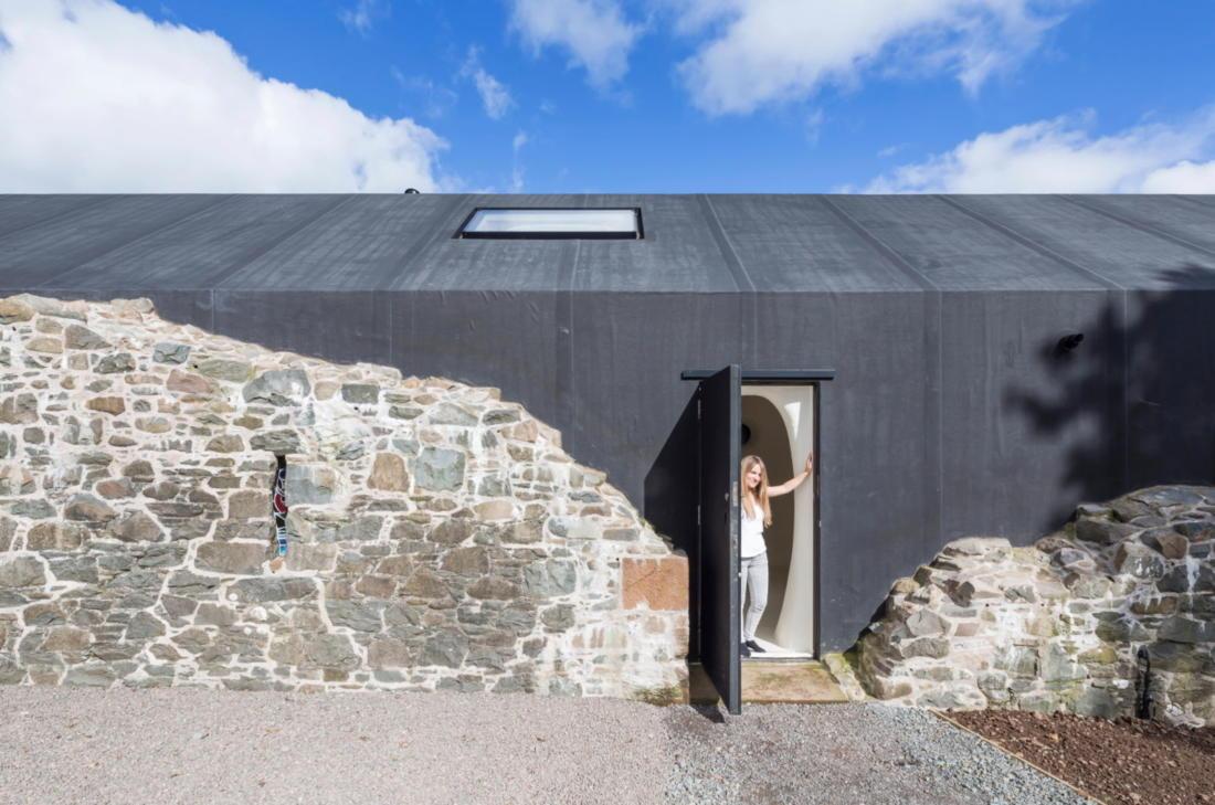 Совместный проект студий Lily Jencks и Nathanael Dorent Architecture 4