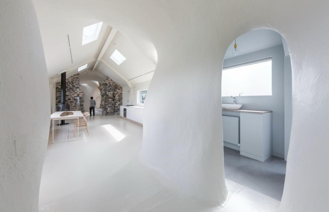 Совместный проект студий Lily Jencks и Nathanael Dorent Architecture 40