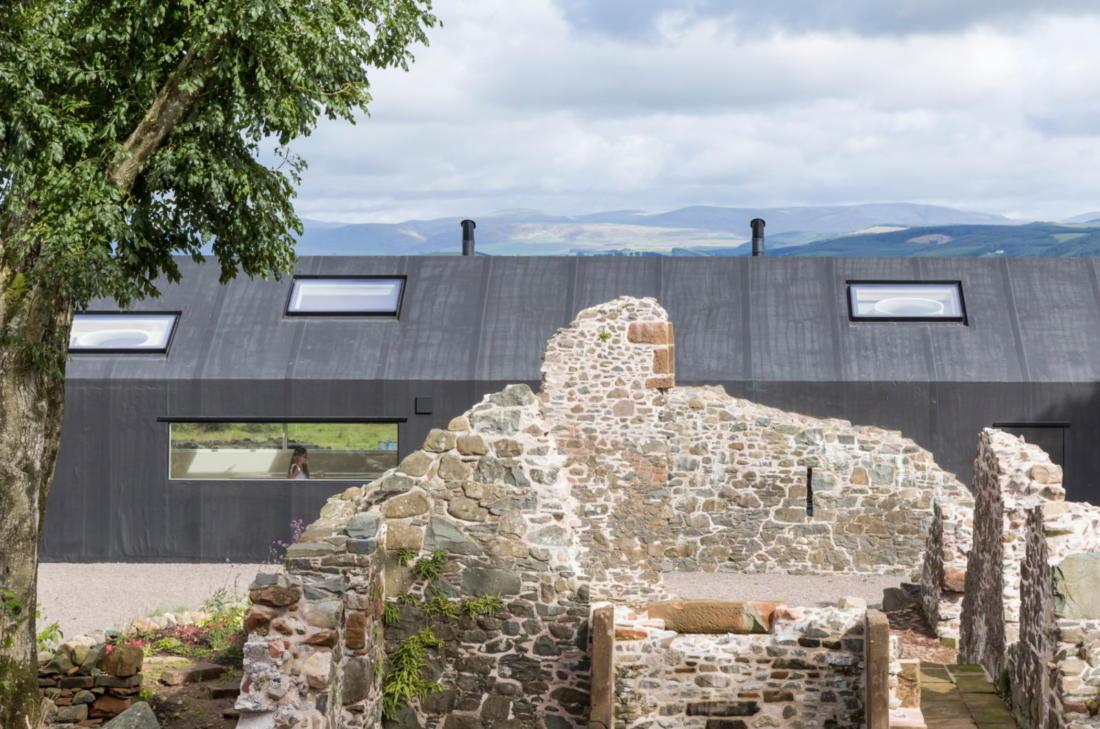 Совместный проект студий Lily Jencks и Nathanael Dorent Architecture 41