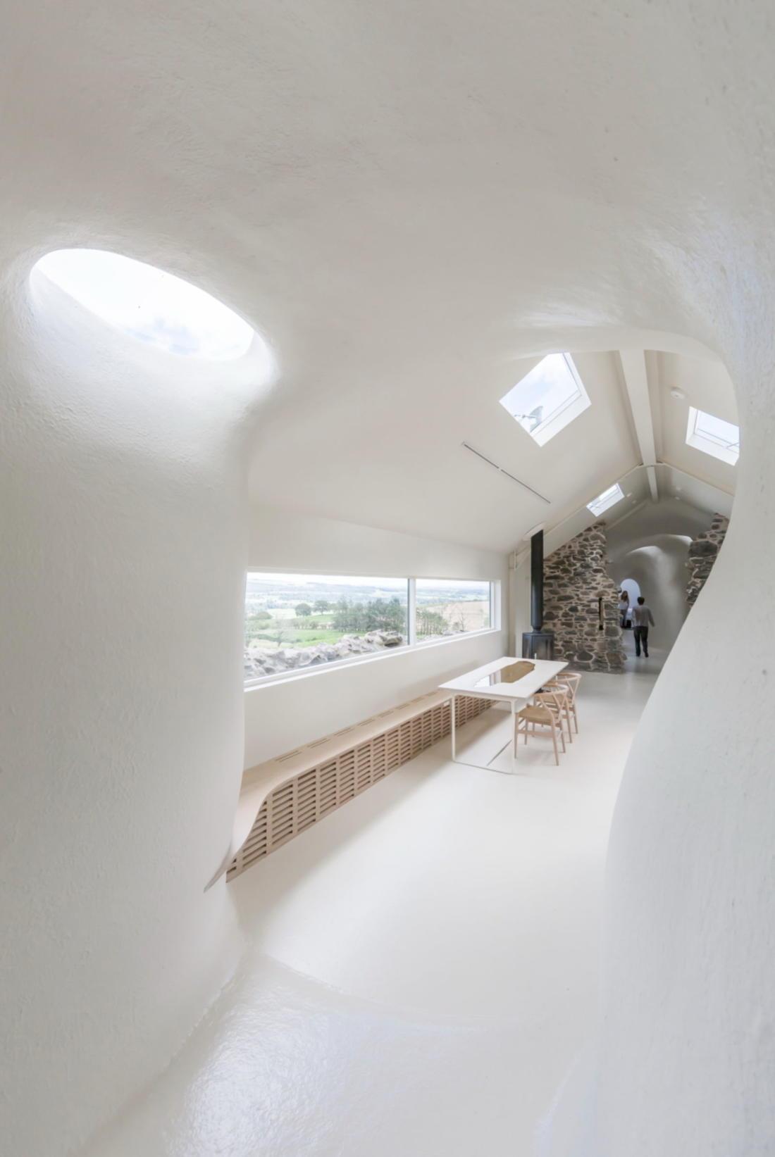 Совместный проект студий Lily Jencks и Nathanael Dorent Architecture 44