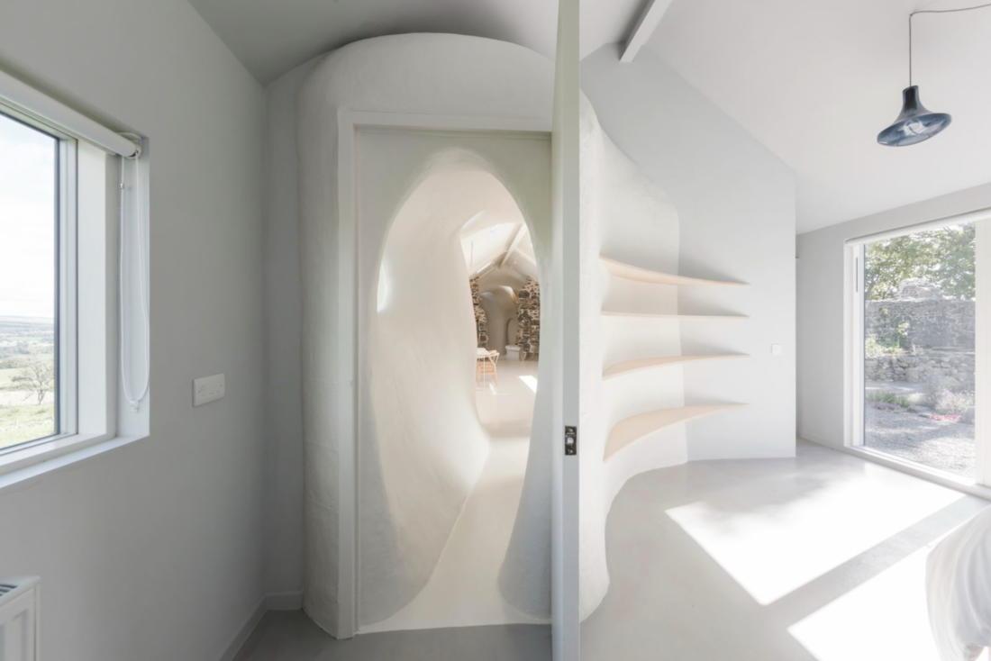 Совместный проект студий Lily Jencks и Nathanael Dorent Architecture 46