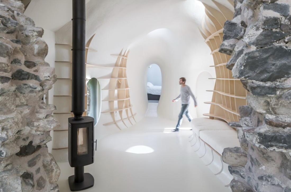 Совместный проект студий Lily Jencks и Nathanael Dorent Architecture 5