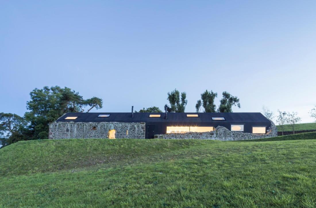 Совместный проект студий Lily Jencks и Nathanael Dorent Architecture 50