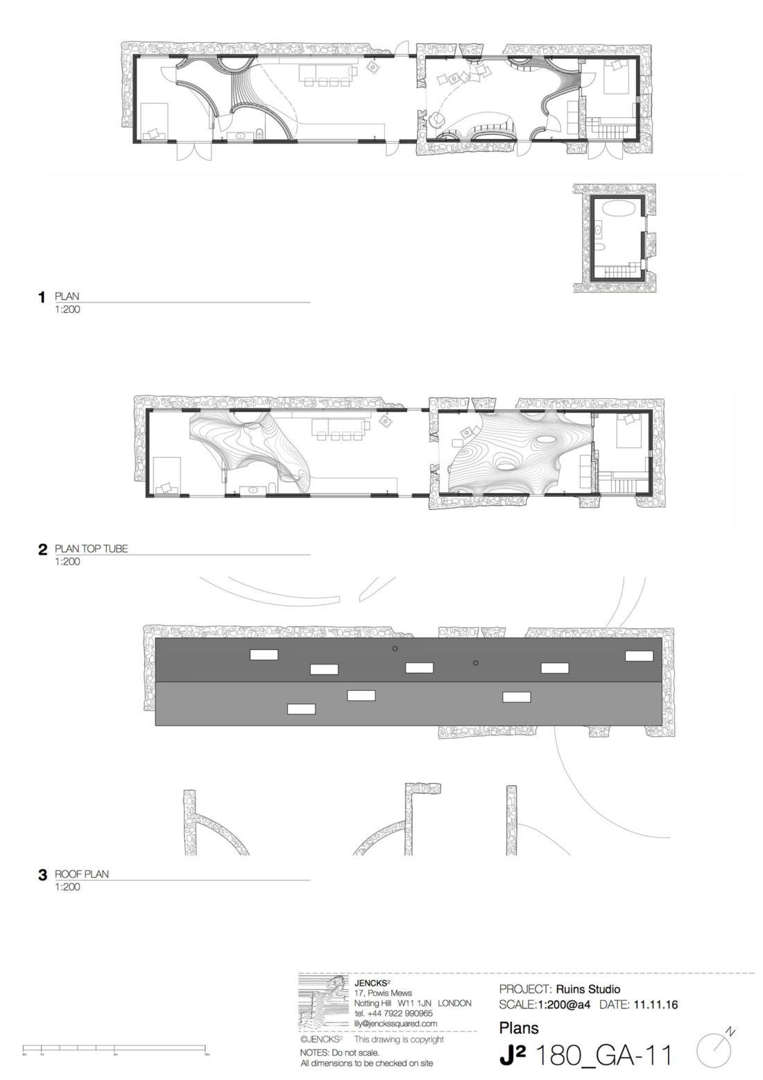 Совместный проект студий Lily Jencks и Nathanael Dorent Architecture 53