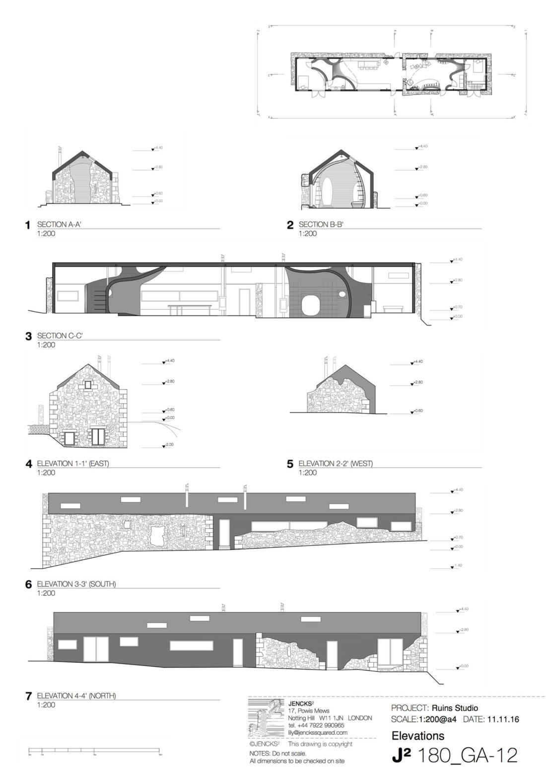 Совместный проект студий Lily Jencks и Nathanael Dorent Architecture 54