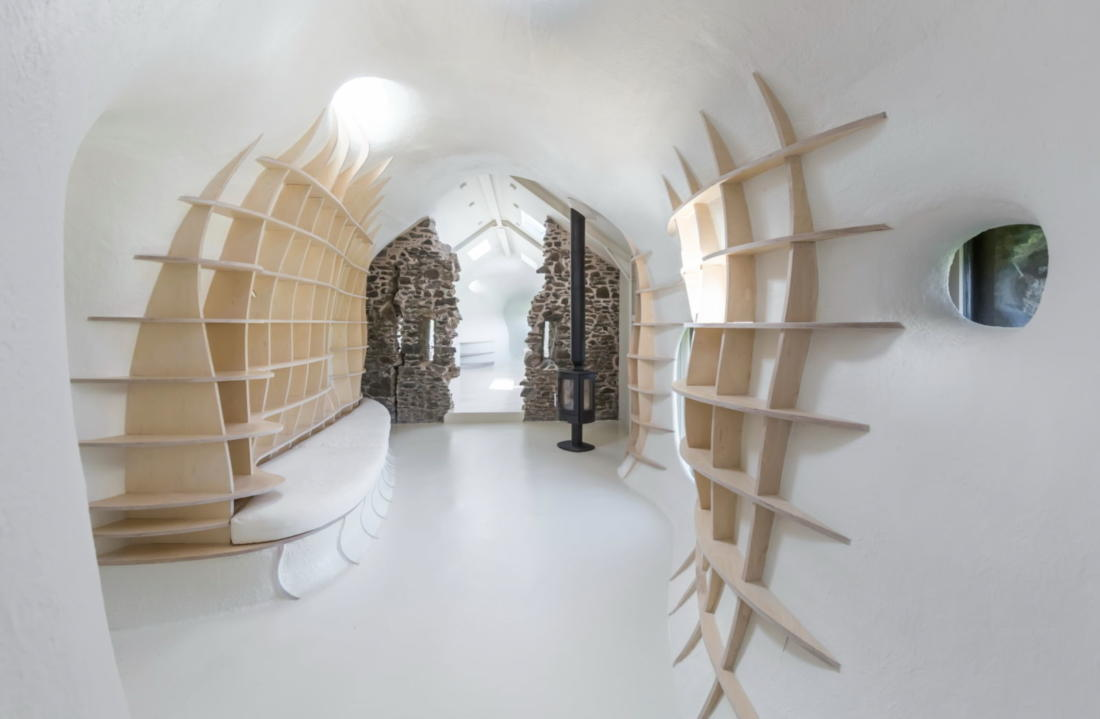 Совместный проект студий Lily Jencks и Nathanael Dorent Architecture 6