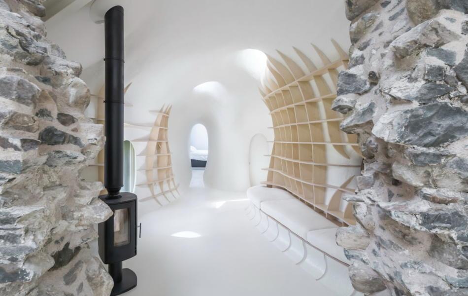Совместный проект студий Lily Jencks и Nathanael Dorent Architecture 7