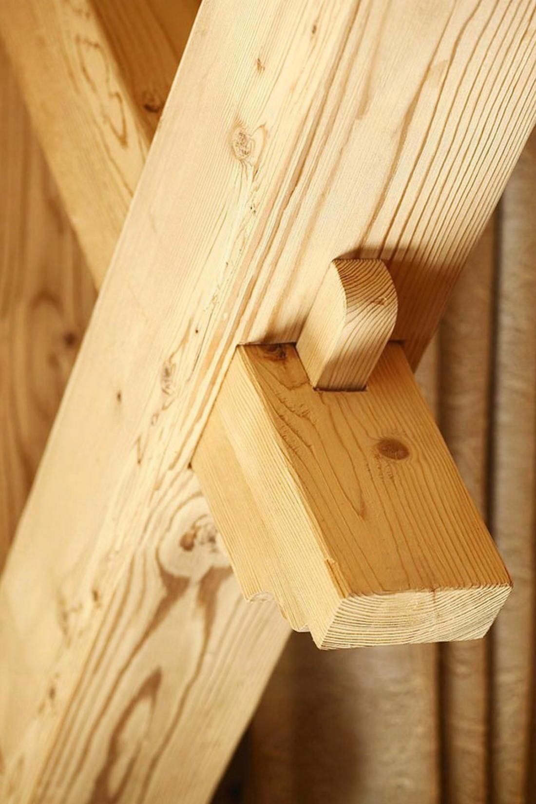 Деревянный интерьер дома по проекту Gianpaolo Zandegiacomo 004