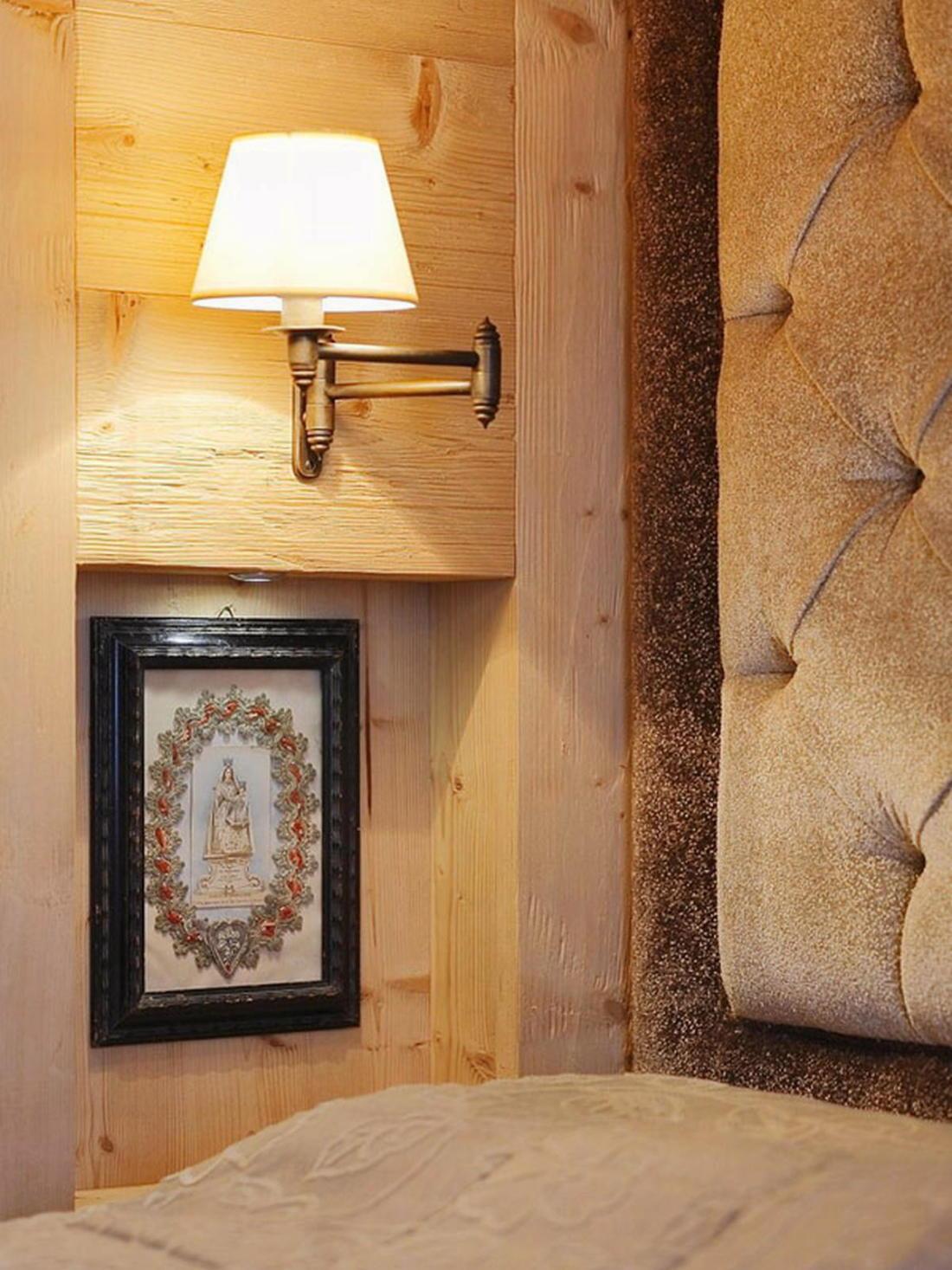 Деревянный интерьер дома по проекту Gianpaolo Zandegiacomo 009