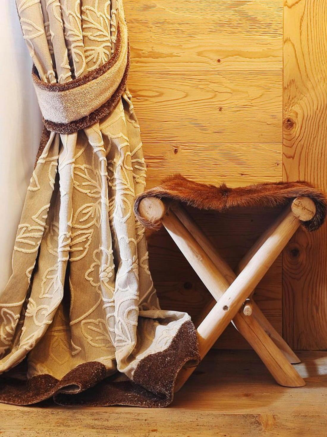 Деревянный интерьер дома по проекту Gianpaolo Zandegiacomo 013