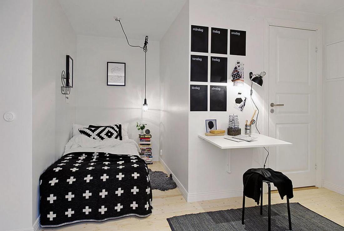 Квартира в Гетеборге пространство света и уюта 10
