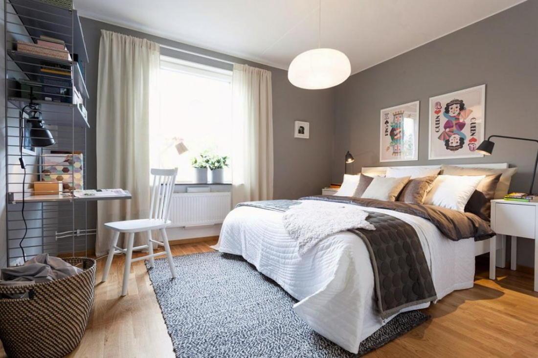 Квартира в Швеции дань традициям 12