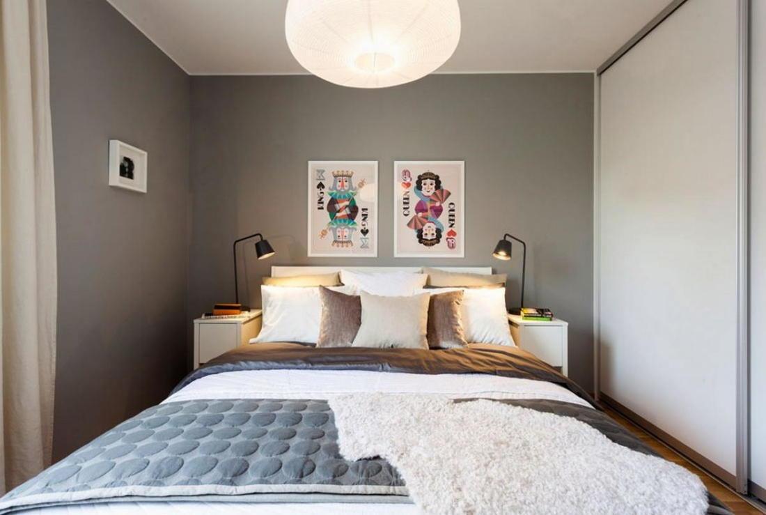 Квартира в Швеции дань традициям 14
