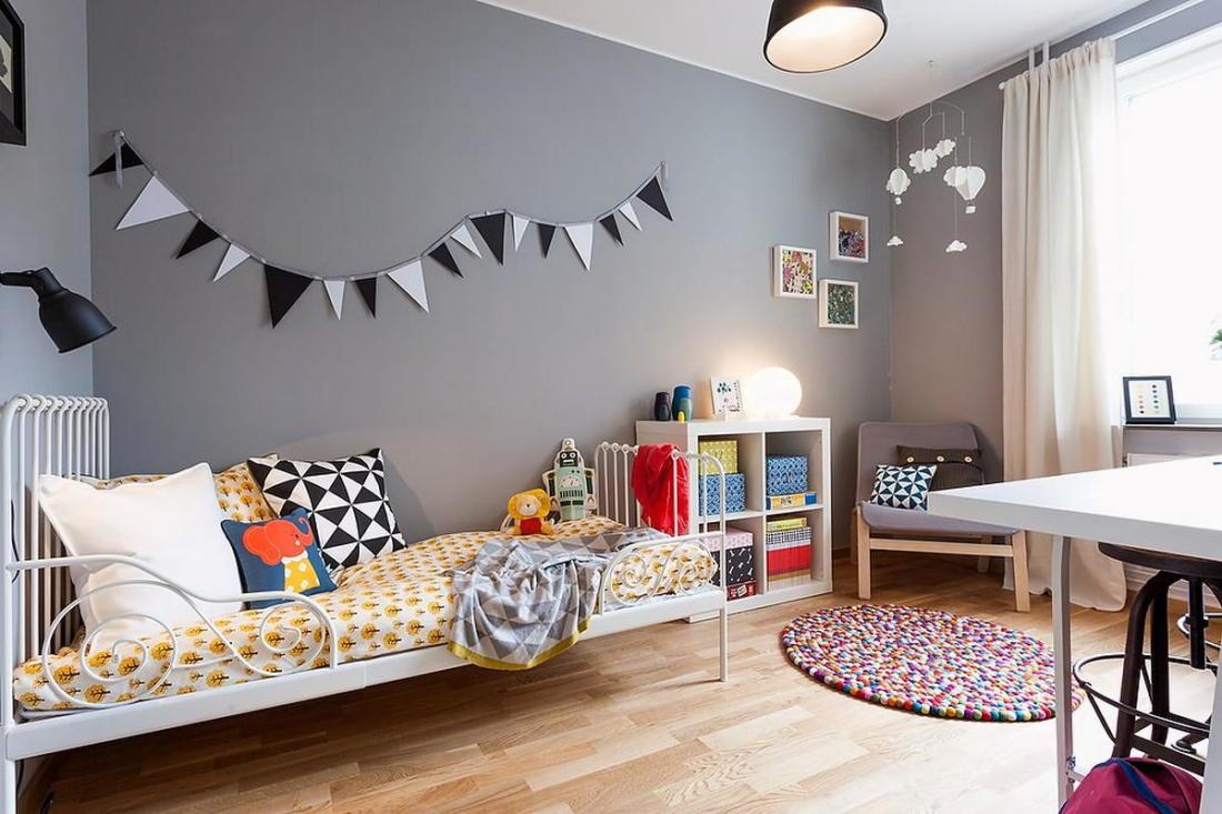 Квартира в Швеции дань традициям 15