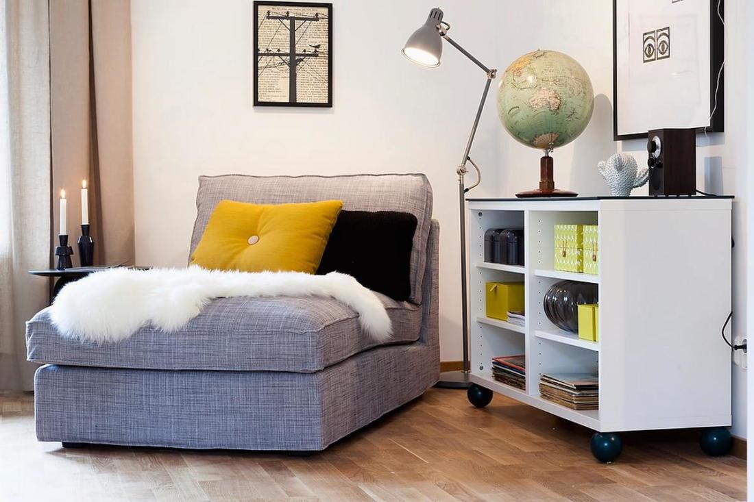 Квартира в Швеции дань традициям 5