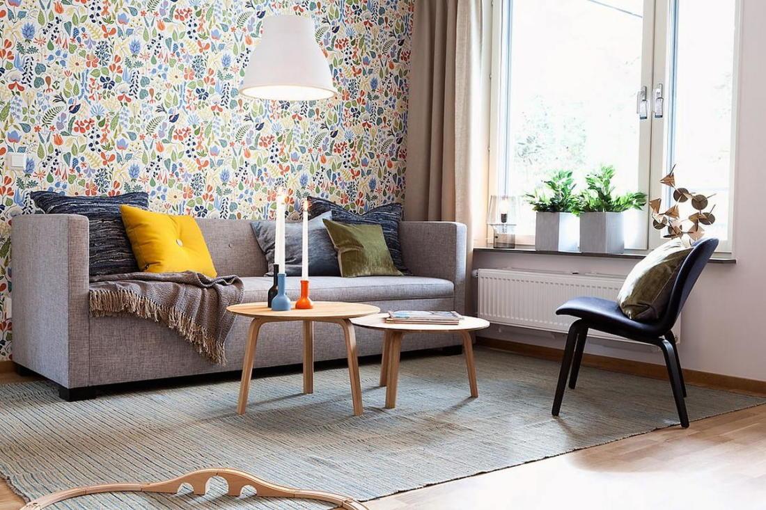 Квартира в Швеции дань традициям 6