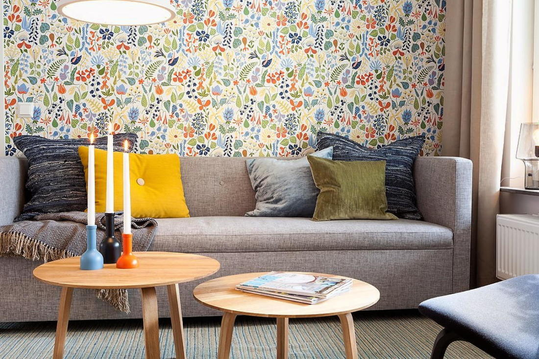 Квартира в Швеции дань традициям 7