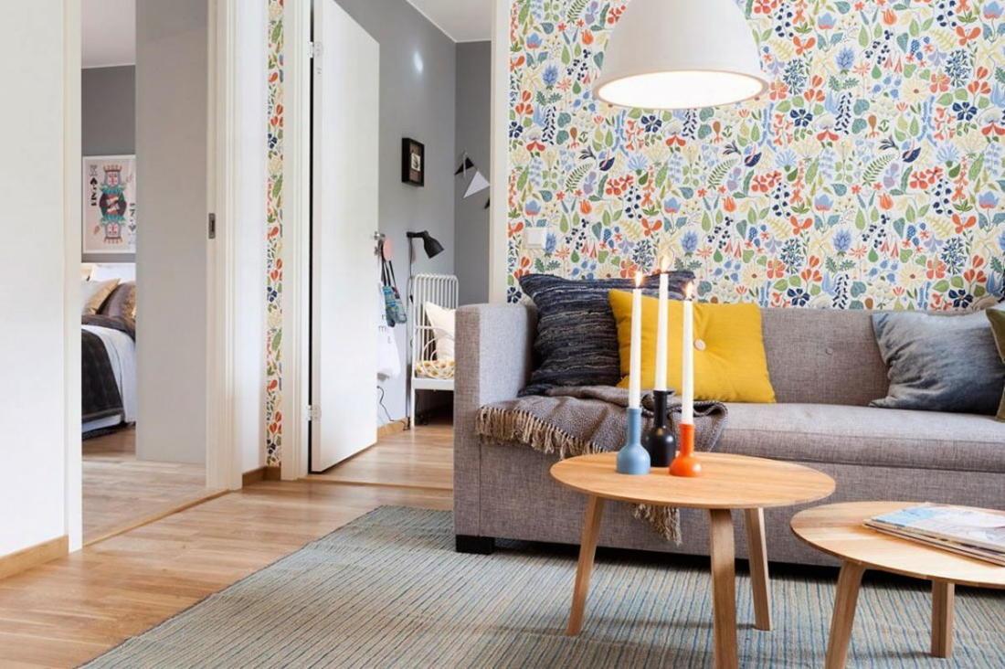 Квартира в Швеции дань традициям 8