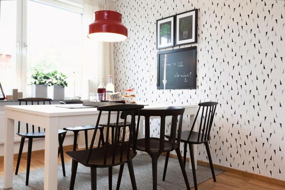 Квартира в Швеции дань традициям 9