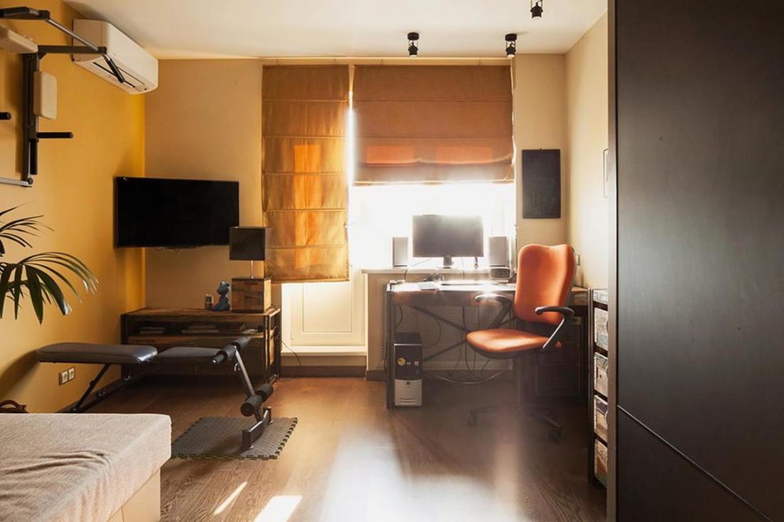 Квартира в Санкт-Петербурге в объятиях Скандинавии 15