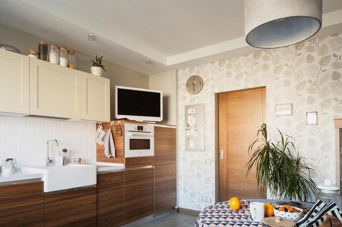 Квартира в Санкт-Петербурге в объятиях Скандинавии 4