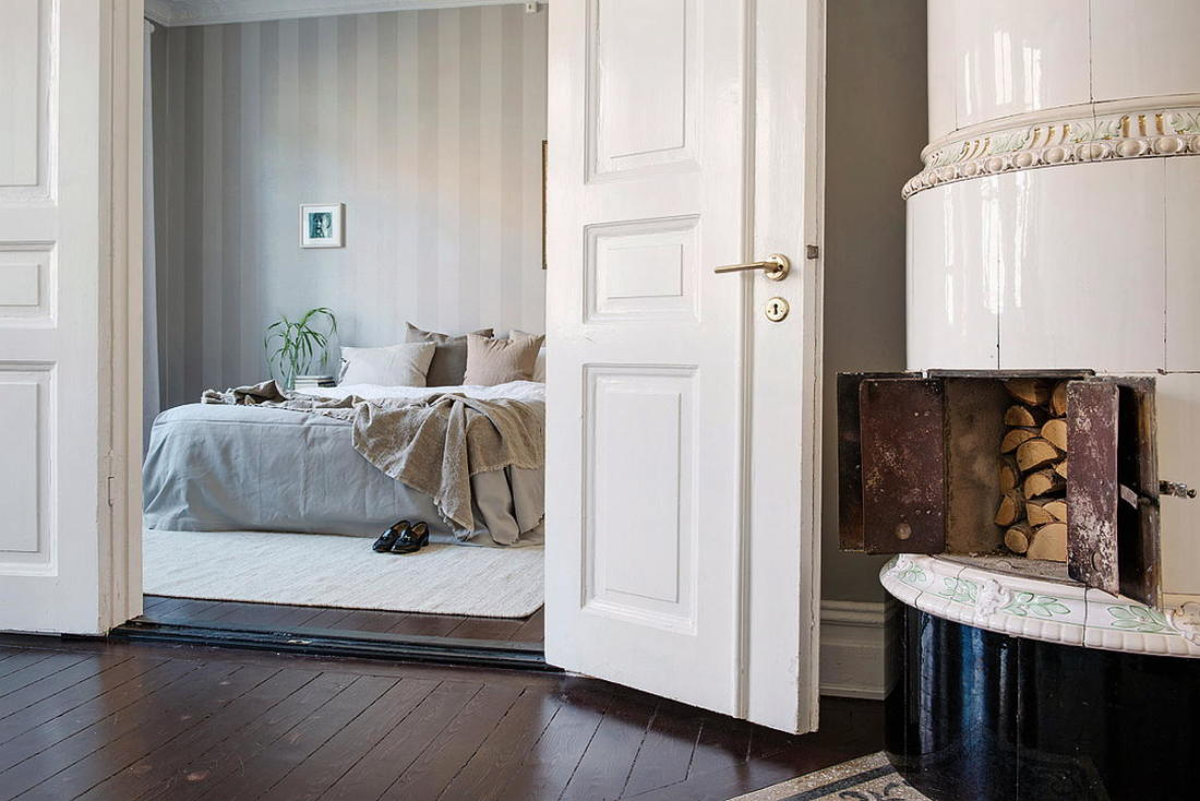 Квартира в Стокгольме апартаменты с изюминкой 01
