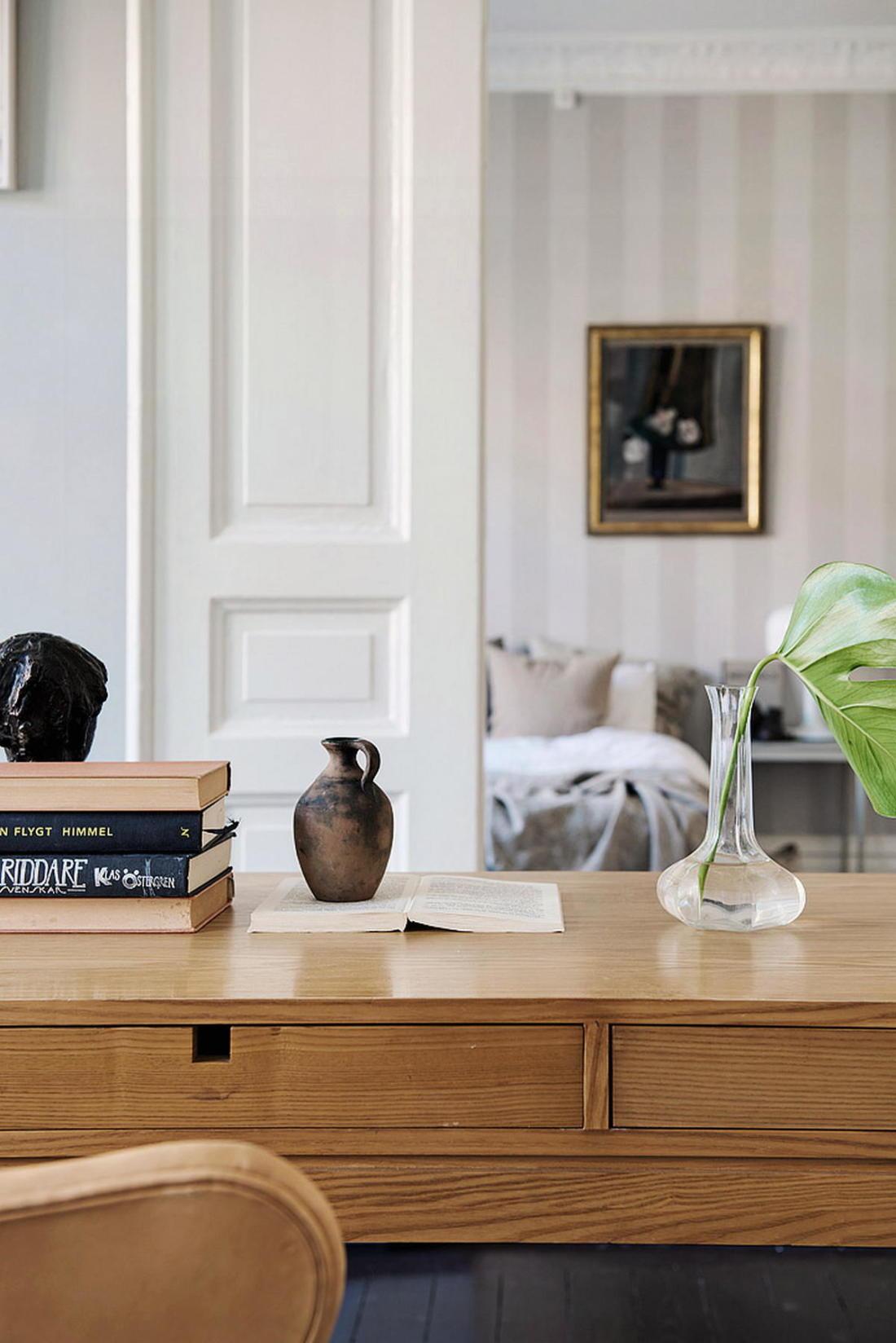 Квартира в Стокгольме апартаменты с изюминкой 04