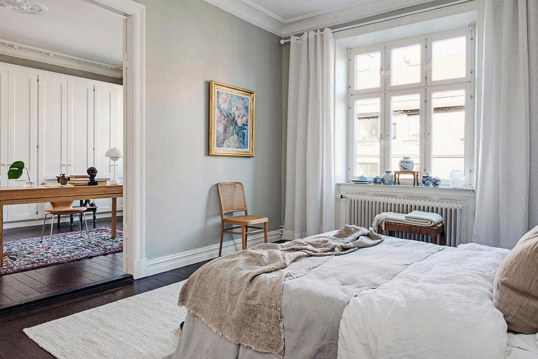 Квартира в Стокгольме апартаменты с изюминкой 07
