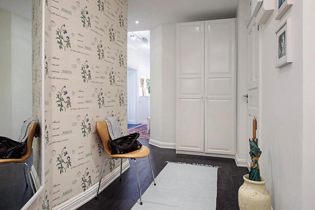 Квартира в Стокгольме апартаменты с изюминкой 10