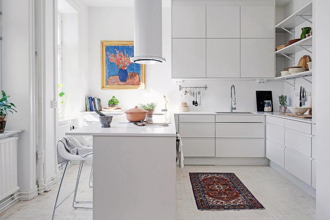 Квартира в Стокгольме апартаменты с изюминкой 11