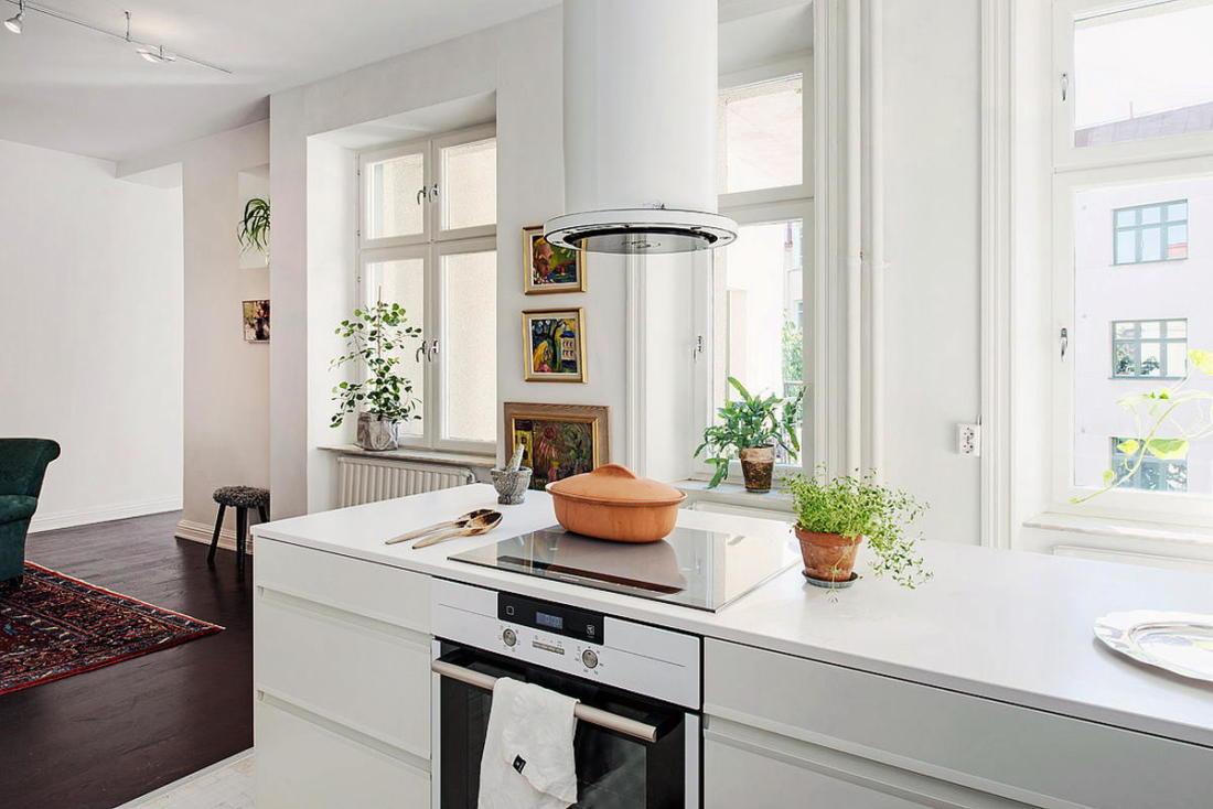 Квартира в Стокгольме апартаменты с изюминкой 13