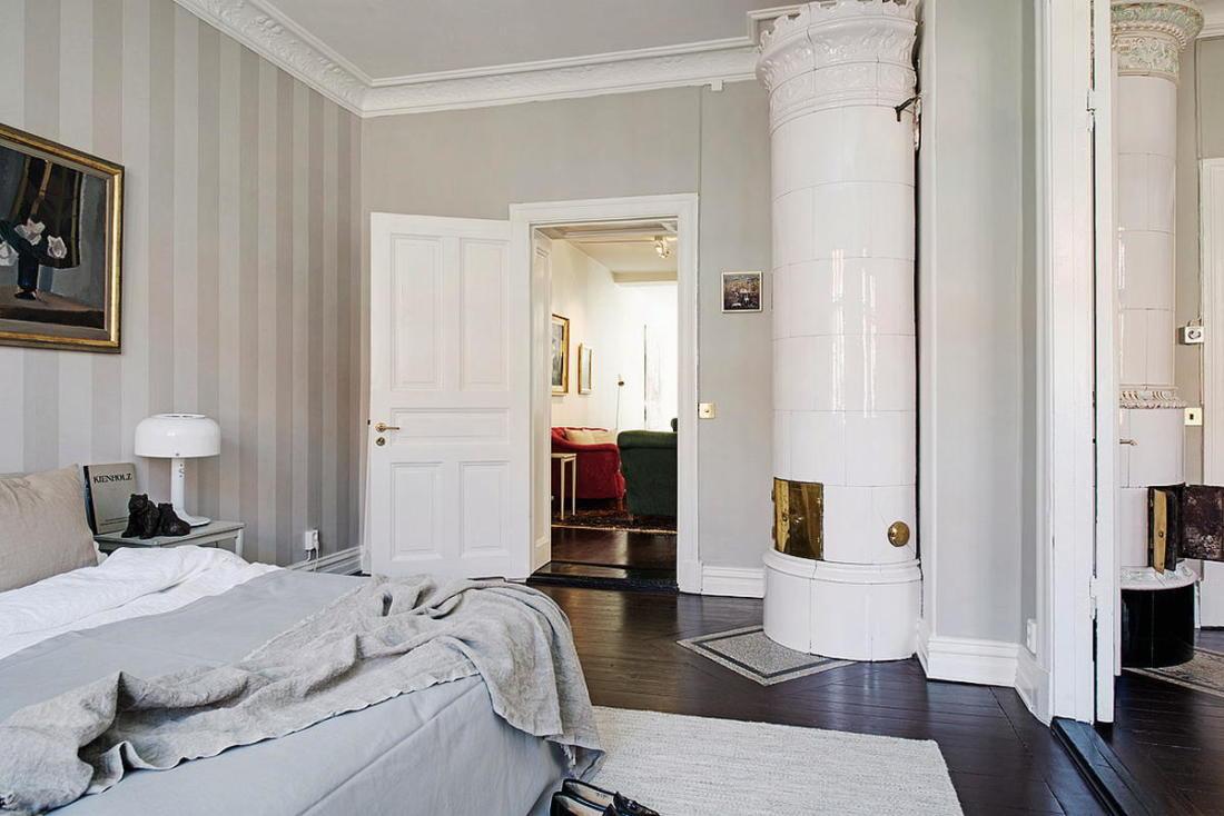 Квартира в Стокгольме апартаменты с изюминкой 17