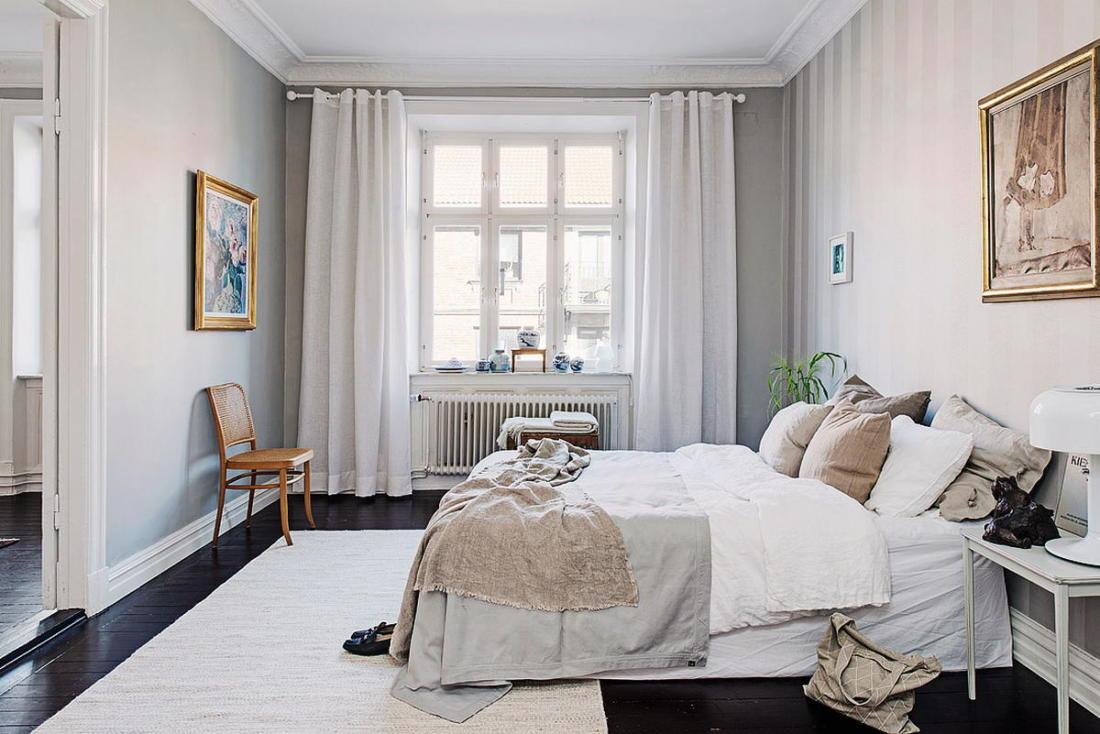 Квартира в Стокгольме апартаменты с изюминкой 19
