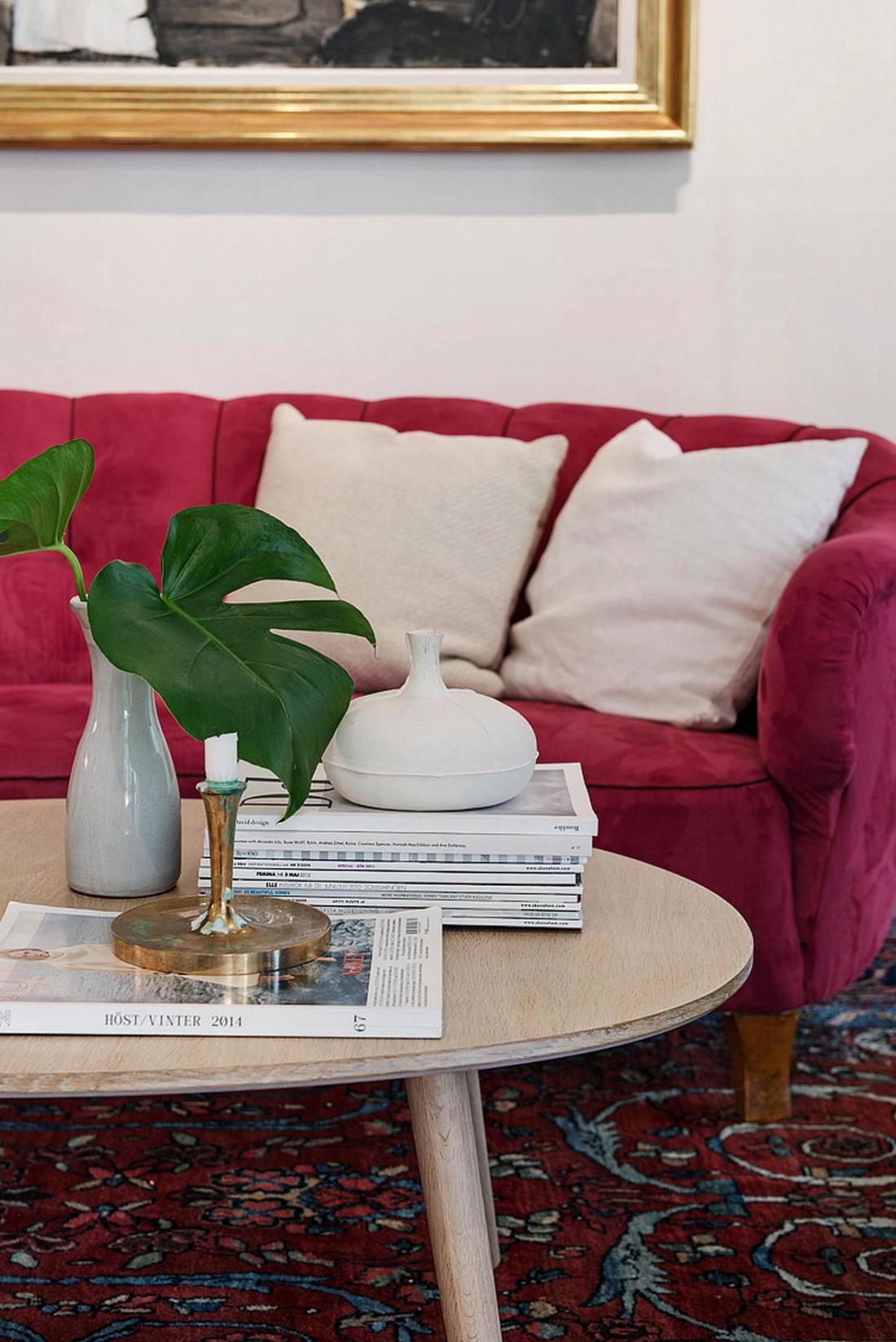 Квартира в Стокгольме апартаменты с изюминкой 25