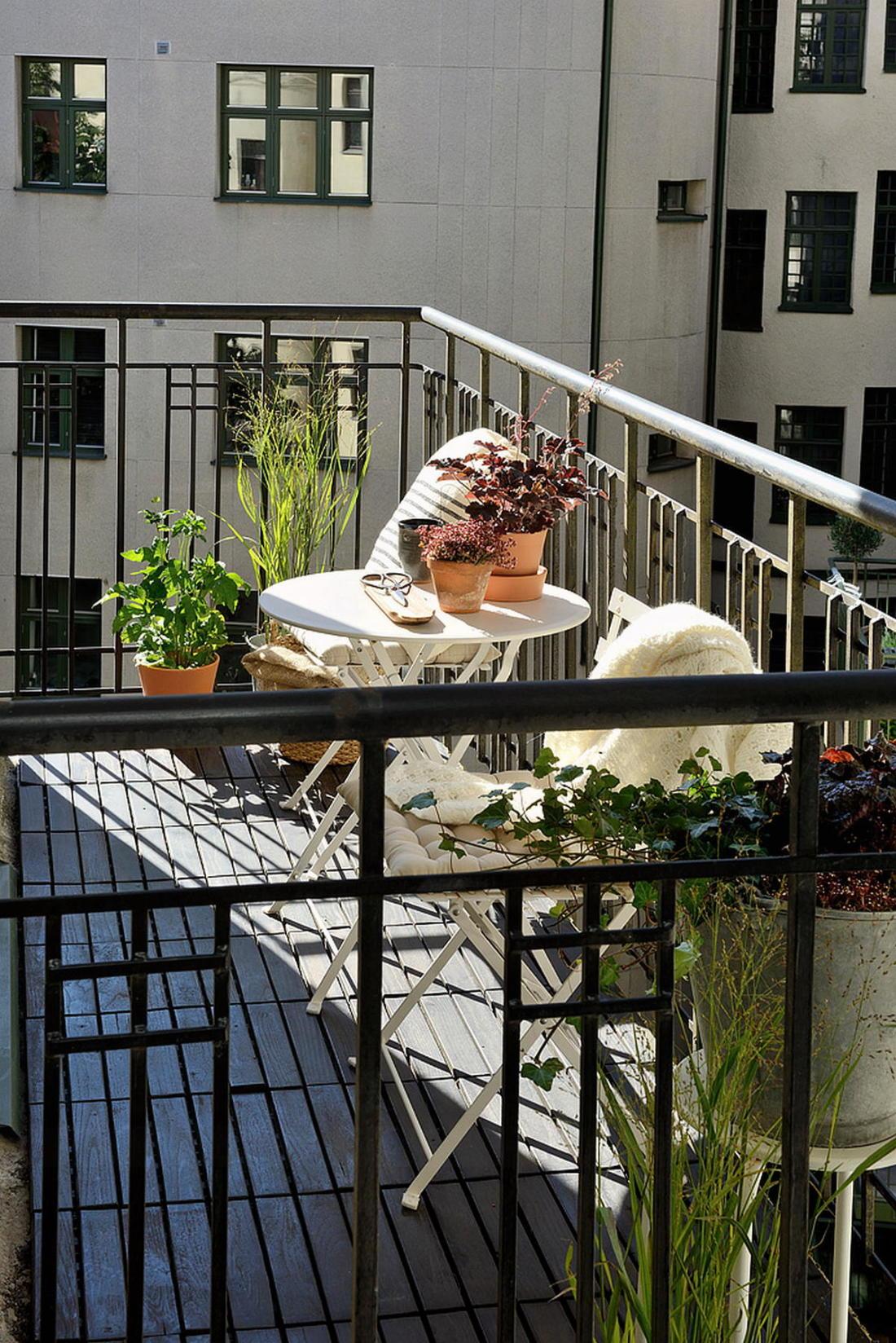 Квартира в Стокгольме апартаменты с изюминкой 27