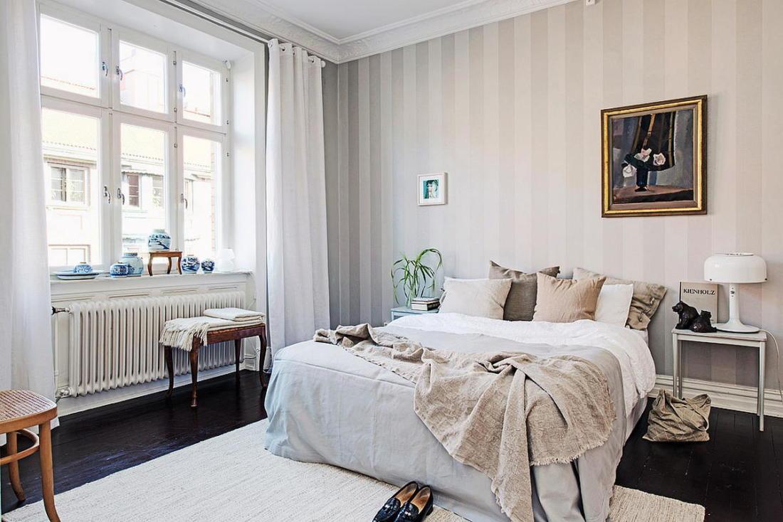 Квартира в Стокгольме апартаменты с изюминкой 29