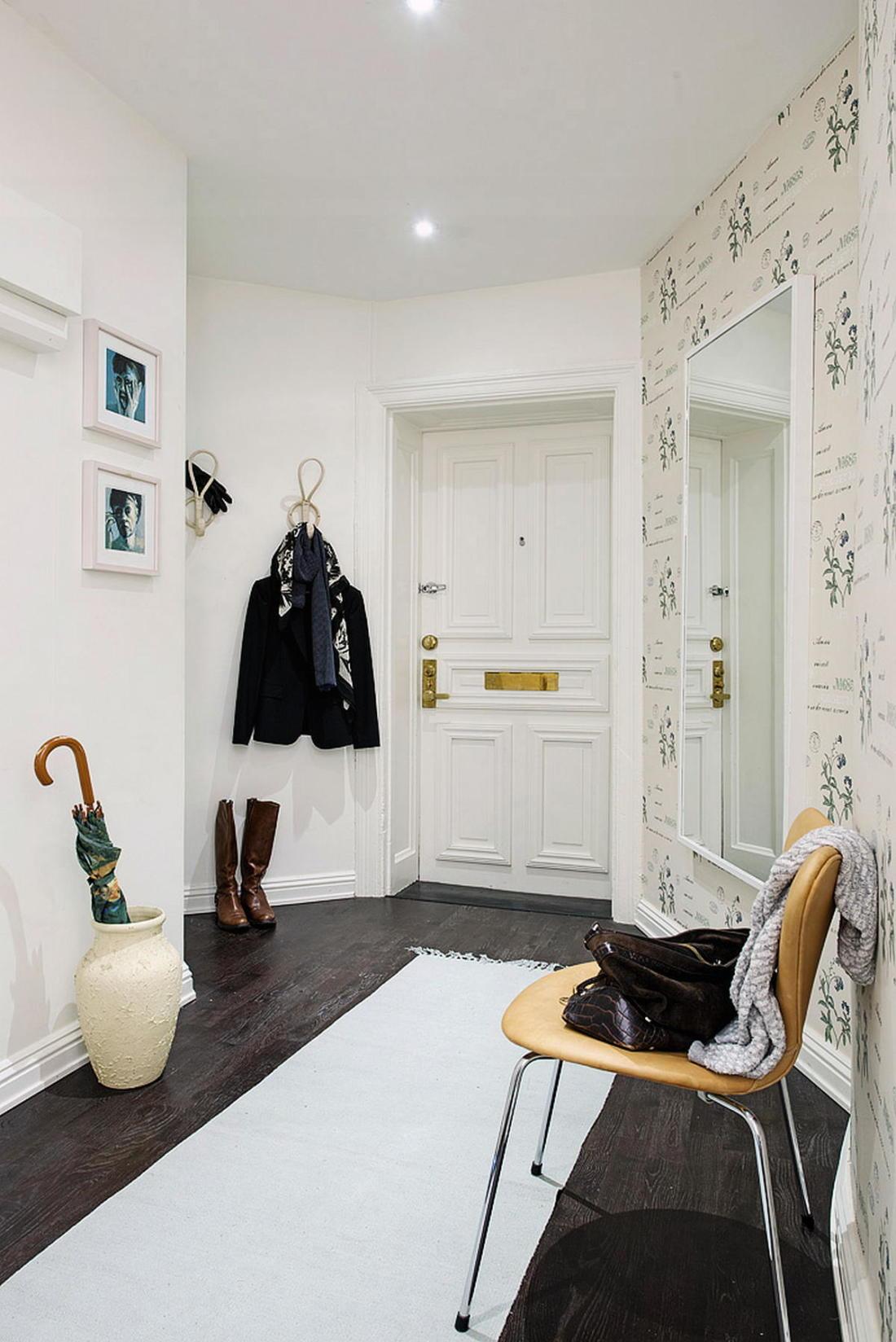 Квартира в Стокгольме апартаменты с изюминкой 30