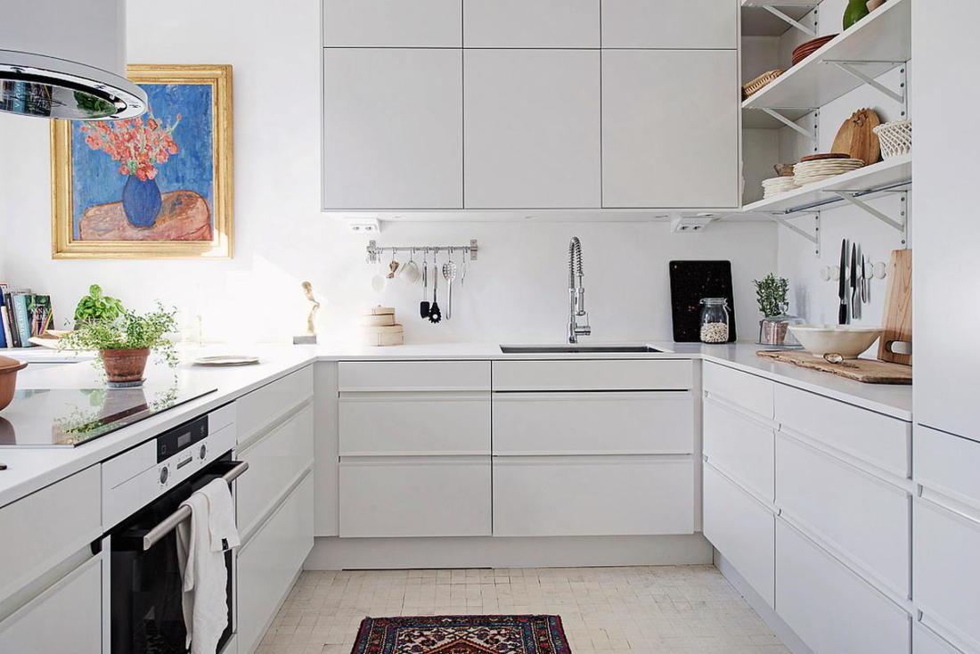 Квартира в Стокгольме апартаменты с изюминкой 39