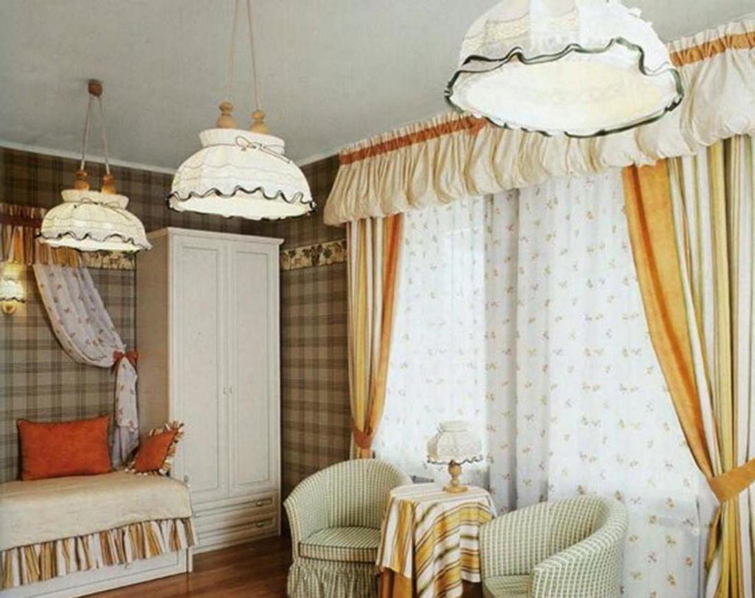 Шторы для гостиной 75 новых идей на фото 068