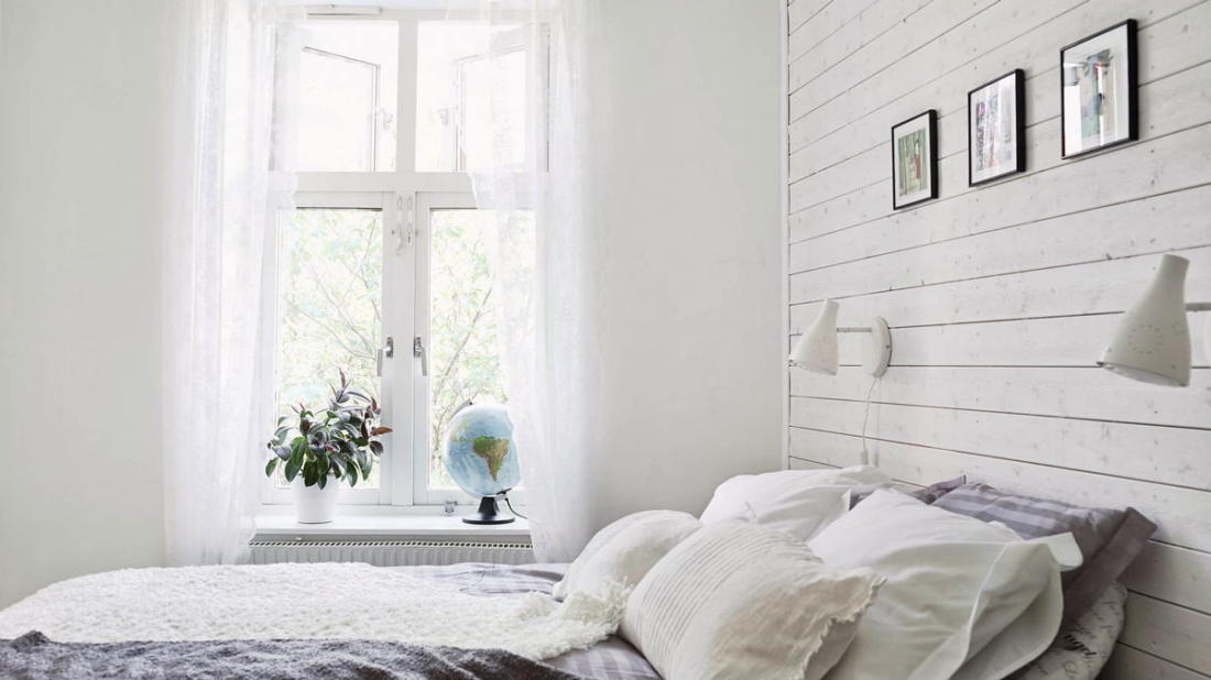 Уют по скандинавски квартира 34 квм 11