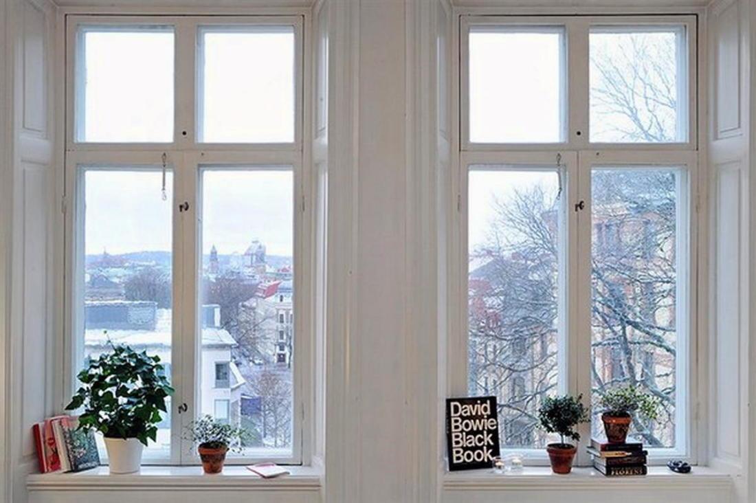 Уют под крышей квартира в скандинавском стиле 12